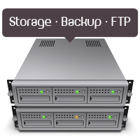 Storage Backup Ftp